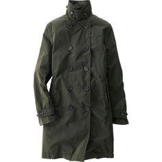 女裝 IDLF長版雙排釦大衣   NT$6,990