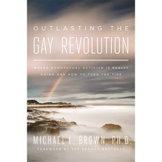 """BackDetailsby Michael L. Brown, PhD """"Foreword by The Benham Brothers""""Also available in digital format here. Product Description """"Just stay the course and speak the truth in love. People may mock your words for the short term, but they will mark your words over the long term."""" – Michael L. Brown The Houston mayor tried to subpoena sermons against homosexuality. The Mozilla CEO was fired for supporting a bill to uphold traditional marriage. HGTV canceled a new home improvement show because of…"""