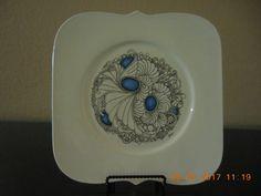 #65  Sapphire Jewel Tangle Plate
