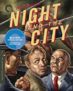 Night and the City - Blu-Ray (Criterion Region A) Release Date: August 4, 2015 (Amazon U.S.)