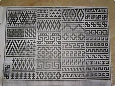 Мастер-класс Вязание спицами Вяжем ленвые узоры Пряжа фото 1
