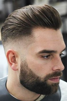 Men's Toupee Human Hair Hairpieces for Men inch Thin Skin Hair Replacement System Monofilament Net Base ( New Mens Haircuts, Casual Hairstyles For Men, Trending Haircuts, Hair And Beard Styles, Short Hair Styles, Mens Toupee, Beautiful Haircuts, Fade Haircut, Men Haircut 2018