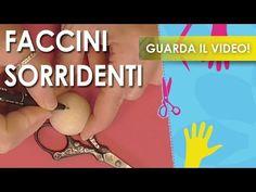 VIDEO #manidilara Faccini Sorridenti - YouTube