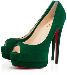 Christian Louboutin Palais Royal Veau Velours