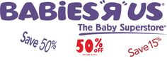 Babys R Us code: 10% off promotion in store purchases