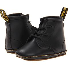 Dr. Martens DM Lace Bootie (Infant/Toddler) Love These!