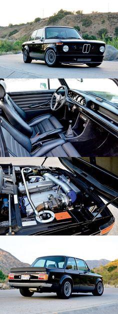 Einer schöner Klassiker und einer der wenigen BMWs den ich mag ;-) 1974 BMW 2002tii el chuuuuuuzoooo #BMW #Rvinyl