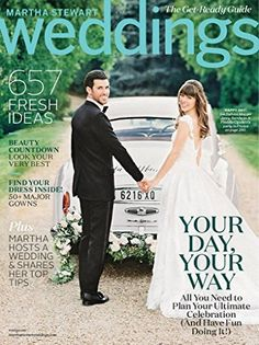 Cover Price: $23.80 Price: $9.00 ($2.25/issue) & shipping is always free. Details You Save: $14.80 (62%) Issues: 4 issues / 12 months auto-renewalMartha Stewart Weddings Magazine Subscription Meredith, http://www.amazon.com