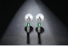 Alloy Korea Geometric earring(Platinum-T07E19) NHTM0461-Platinum-T07E19