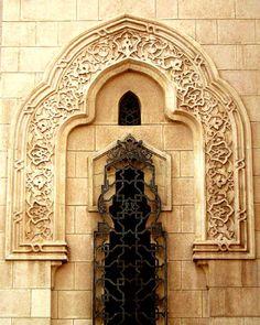 Al-Qaed Ibrahim Mosque. Alexandria, Egypt.