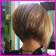 cool Short inverted bob hairstyle pictures