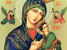 #Oração Nossa Senhora do #Perpétuo #Socorro