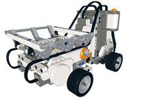Dump Truck LEGO Mindstorms NXT