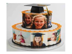 Love this graduation cake!