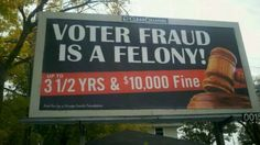 A court in Ohio sentenced an environmental activist to six months in jail after pleading guilty to 13 felony counts of voter fraud.