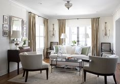 Living Room, Austin Texas