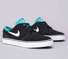 Tiffany Blue Nike Free Runs 3 Womens Nike SB Stefan Janoski Low-Black-White-Turbo Green [Half Off Nike Frees - New Nike Shoes, Nike Shoes Cheap, Nike Free Shoes, Nike Shoes Outlet, Vans Shoes, Sneakers Nike, Cheap Nike, Cheap Toms, Green Sneakers