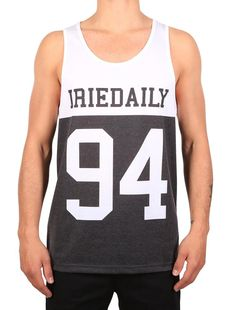 Fat 94 Tank [white] *** IRIEDAILY SPRING SUMMER COLLECTION 2016 – MY CITY MY RULES – OUT NOW: https://www.iriedaily.de/blog/iriedaily-spring-summer-collection-2016-my-city-my-rules-out-now/