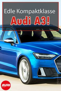 Der neue Audi nimmt Anleihen am Audi A3 Sportback, Lupe, Car, Autos, Automobile, Vehicles, Cars