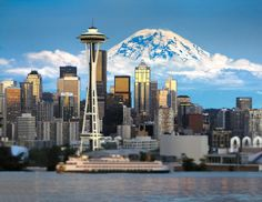 Premier placement and temporary staffing agency services Seattle WA Seattle News, Tourist Map, Photo Boards, Blurred Background, Travel Deals, Natural Wonders, Pacific Northwest, Seattle Skyline, Traveling By Yourself