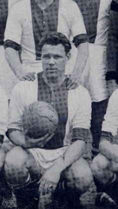 Rinus Michels was born in Amsterdam and grew up at the Olympiaweg, a street near the Olympic Stadium.  On 9 June 1946, In his debut, Ajax beat ADO 8–3 and Michels scored five times. That season Ajax won their fourteenth division championship and a year later they won the Dutch national championship.he appeared in 264 league matches for Ajax, in which he scored 122 goals.