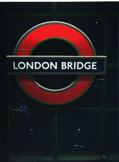 Natalia Kamecka - Lomografia 2014 #lomo #photo #komwiz #london #londonbridge #underground