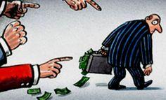 В.Катасонов. Миром (и Россией) правят, грабя людей, – банки (ростовщики)!
