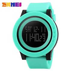 fffdd81a085 SKMEI Brand Watch Men Military Sports Watches Fashion Silicone Waterproof  LED Digital Watch For Men Clock Man Relogios Masculino