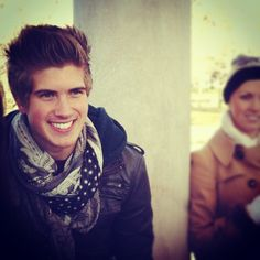 Joey Graceffa. Youtube star. Okay, yeah, he's pretty cute.