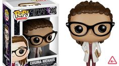 Of course, you need them all sitting on shelf looking back at you.     Exclusive: Funko Announces ORPHAN BLACK Pop! Figures « Nerdist