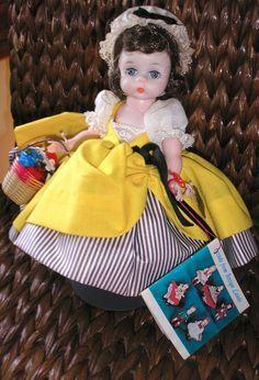 Modern (1970-now) Dolls Madame Alexander 33425 Purple Petals Fairy Wide Varieties