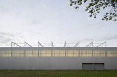 Galería - Pabellón Municipal de Deportes en Olot / BCQ arquitectura - 4