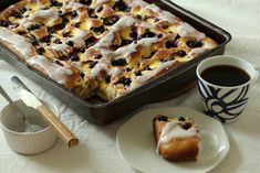 no-Elins bollefocaccia - Oppskrift - Godt. Sweet Recipes, Cake Recipes, Dessert Recipes, Pudding Desserts, No Bake Desserts, Norwegian Food, Norwegian Recipes, Bread And Pastries, Eat Dessert First