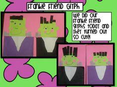 Frankie Friend Glyph and My Friend Frankie from Deanna Jump