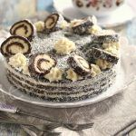 Gluténmentes keksztekercs torta Tiramisu, Pie, Ethnic Recipes, Food, Recipes, Torte, Cake, Fruit Cakes, Essen