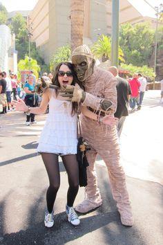LA- Universal Studios Mummy Elo by on DeviantArt Universal Studios, Harajuku, That Look, Deviantart, Style, Fashion, Swag, Moda, Fashion Styles