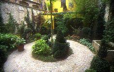 Courtyard Garden, Belgium - Atelier Anonymous