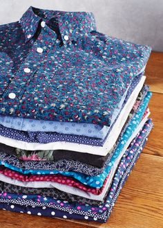 Crown Prints. Limited edition men's button down shirts from Bonobos. Bold colors, patterns and prints.