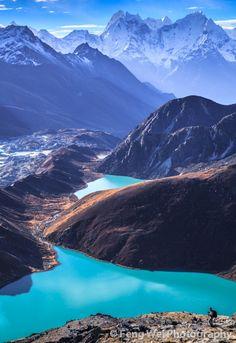 Gokyo Lakes, Sagarmatha National Park, Nepal repinned by www.facebook.com/loveswish