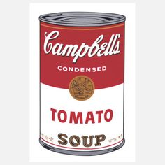 Andy Warhol: Warhol—Campbell's Soup I, at 11% off!