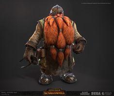 ArtStation - Dwarf Artillery Crew, Vlad Costin