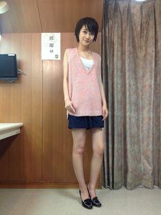 中尾明慶さん 波瑠のA-diary TBSブログ