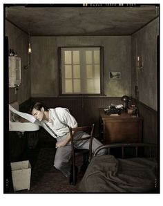 Jim Carrey by Dan Winters