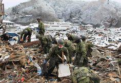 Photos of Japan After Earthquake and Tsunami - Photographs - NYTimes.com