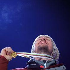 Austria's Marcel Hirscher wins the men's giant slalom at the Alpine Ski World Championships