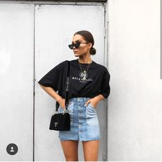 Street style, fashion, outfit, girl and inspo. Moda e estilo Hipster Style Outfits, Hipster Fashion, Mode Outfits, Look Fashion, Trendy Outfits, Fashion Outfits, Womens Fashion, Fashion Trends, Fashion Guide