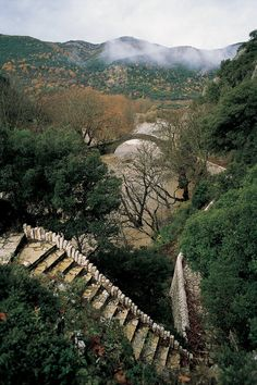 Konitsa, Epirus, Greece Beautiful Islands, Beautiful Places, Amazing Places, Paradise On Earth, Thessaloniki, Greece Travel, Solo Travel, Places To Go, Travel Photography