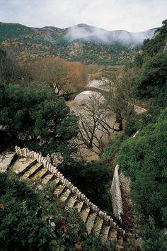Konitsa, Epirus, Greece
