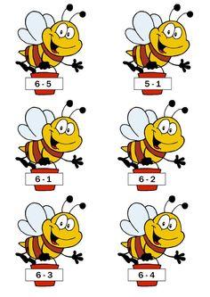 * Bijen: Maak de som!