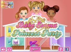 Juego de FIESTA de PRINCESAS :) http://www.juegos-gratisjuegos.com/fiesta-de-princesas/